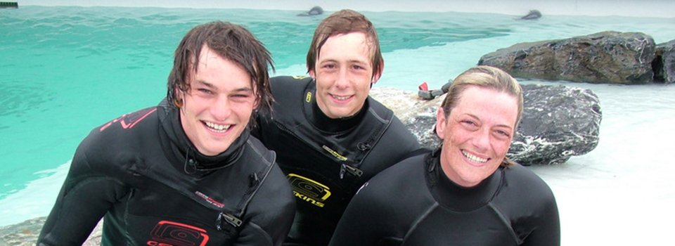 Celtic Quest Coasteering team of experienced, qualified guides and Instructors.