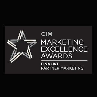 CIM Marketing Excellence Awards 2014 - Partner Marketing Award - Finalist