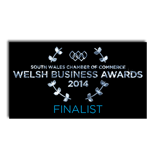 South Wales Chamber of Commerce Business Awards 2014 - Tourism achievement Award - Finalist