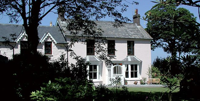 Cefn-Y-Dre Country House Bed & Breakfast, Fishguard Pembrokeshire Wales