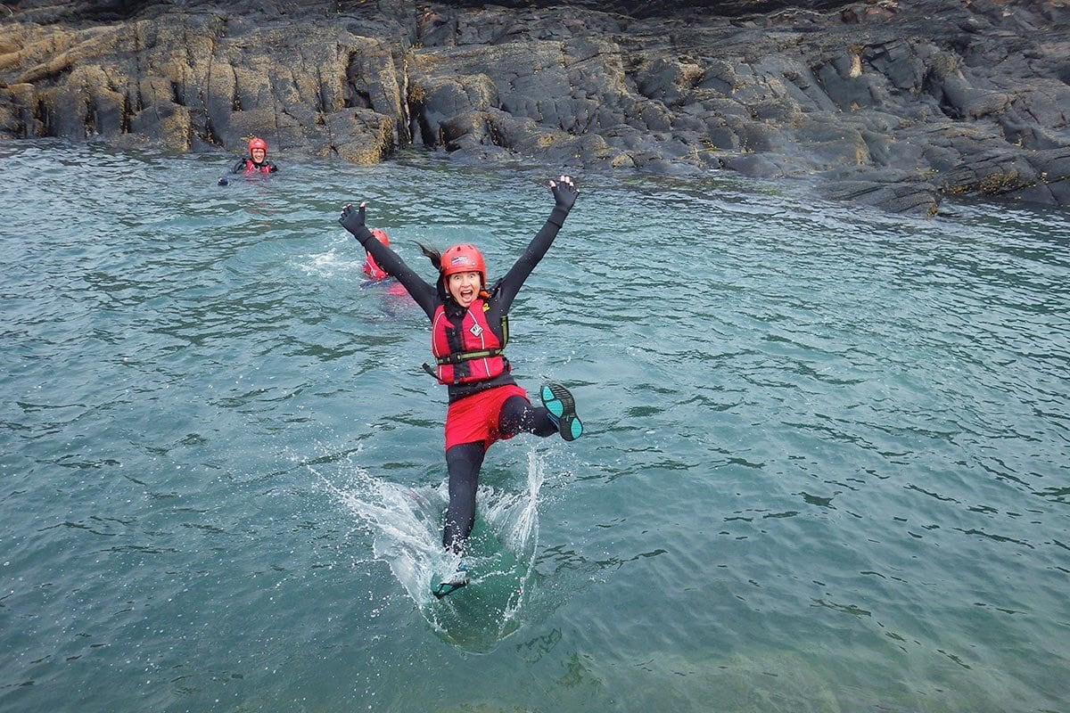 Fun is not just for the kids - mum and dad will have a Wales of a time too. All aspects of the adventure are optional, you choose what you'd like to try