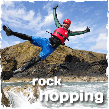 Rock Hopping along the Pembrokeshire Coast