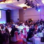 National Tourism Awards 2015 gala event in Cardiff