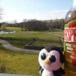 Beer O'Clock overlooking Vale Resort Golf Course