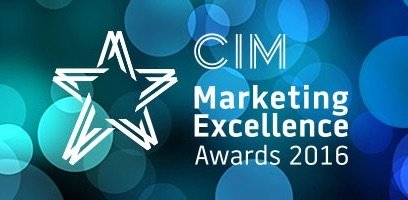 CIM Chartered Institute of Marketing - Marketing Excellence Awards 2016
