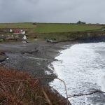 Abereiddy Beach North Pembrokeshire Changing Coast