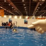 Try dive pool at London Dive Show 2016