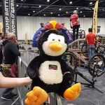 We found Redbull at the London Bike Show 2016