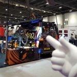 TORQ fitness at London Triathlon Show 2016