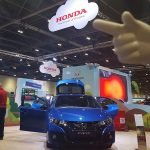 Honda sponsors London Bike Show 2016