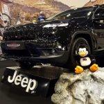 Jeep sponsors Telegraph Outdoor Adventure & Travel Show 2016