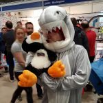 SHARK at the London Dive Show 2016
