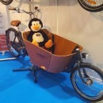 Babboe City Bike, perfect for penguins!