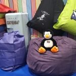 BigBoyBeanBags at the Telegraph Outdoor Show 2016