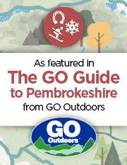 As featured in The GO Guide to Pembrokeshire from GO OUTDOORS