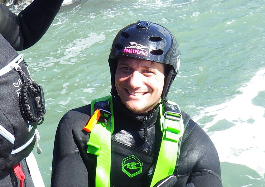 After-Wayne - Celtic Quest Coasteering Guide