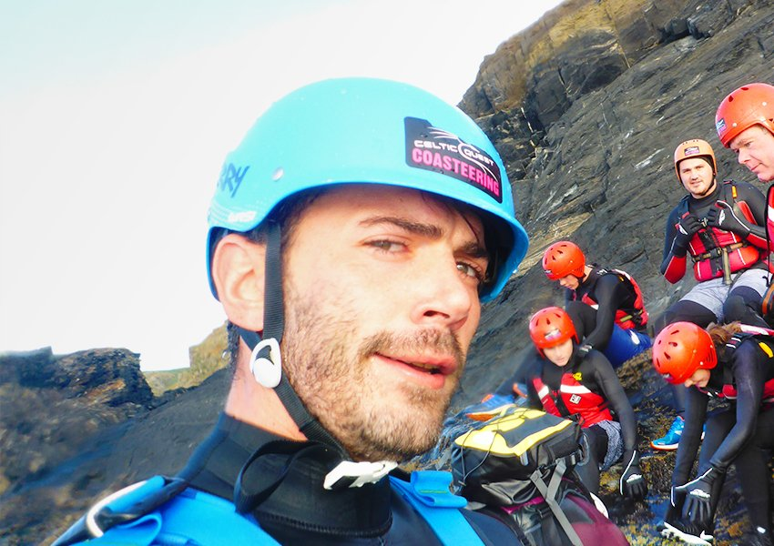 After-JB - Celtic Quest Coasteering Guide