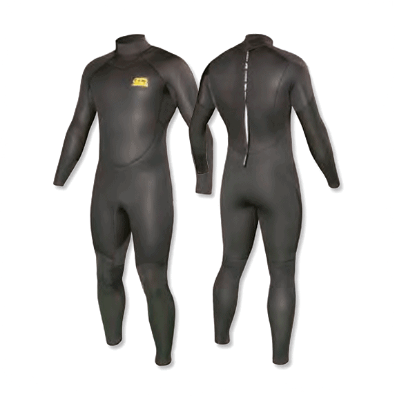 Mens CSkins Coasteer Adventure 5-4mm Winter Wetsuit
